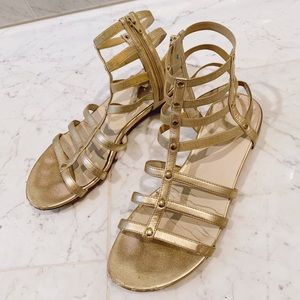 Gently used Stuart Weitzman gladiator Sandals